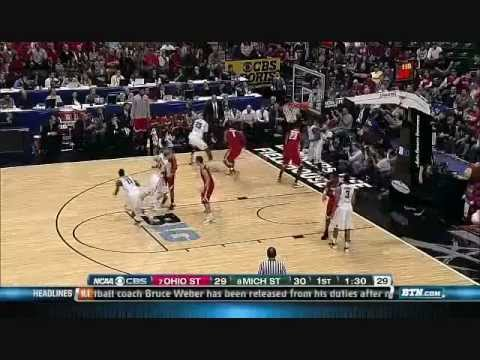 2012 Big Ten Mens Basketball Championship.wmv