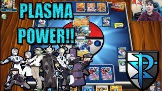Pokemon Expanded Team Plasma Deck Profile & Battles!!