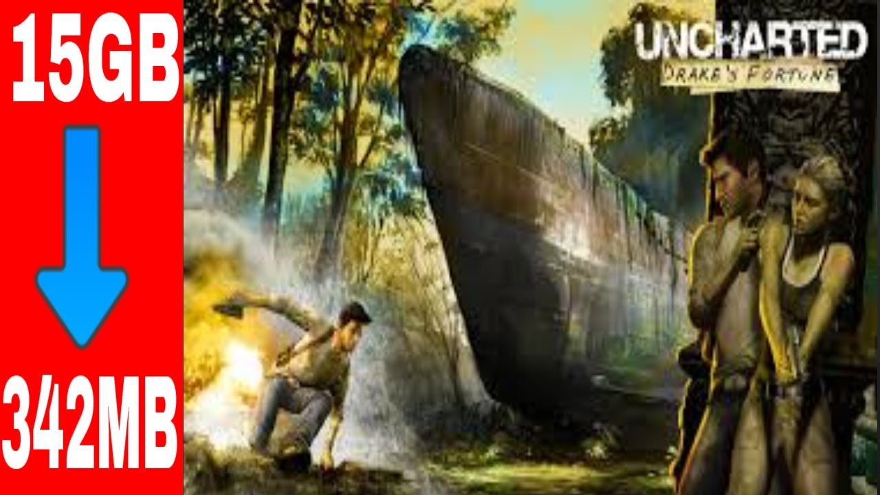 download uncharted 1 for pc