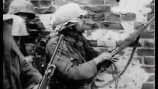 Съемки солдат Вермахта (Сталинград)