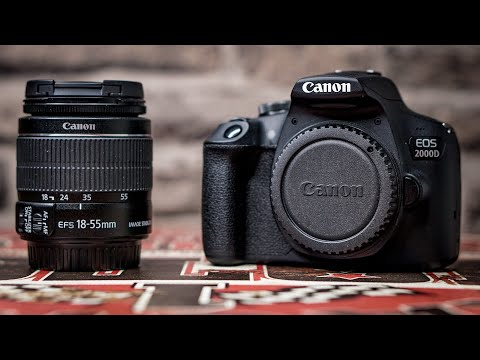 Canon EOS 2000D | Review [Deutsch]