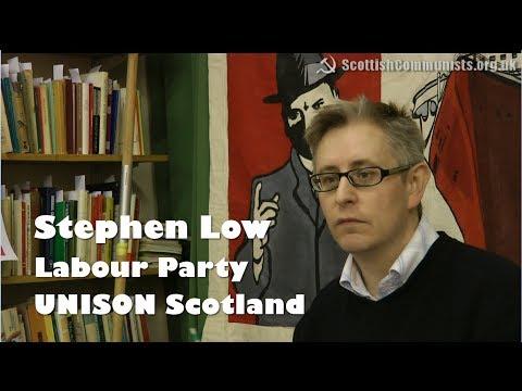 Britain needs Socialism - Stephen Low