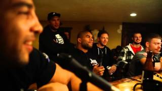 BMF Ranch LIVE! Ep:02   Special Guests Alistair Overeem, Eliot Marshall and Six Gun Gibson