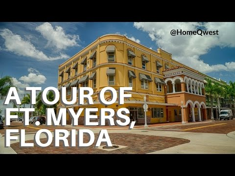 A Tour of Ft. Myers, FL