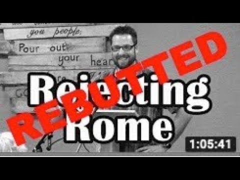 Refuting CATHOLIC Authority (REBUTTED)