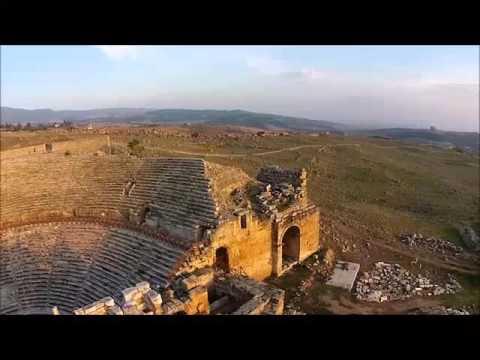Pamukkale, Hierapolsi Ancient City Day Tour