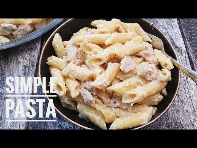 সহজভাবে মজার করে পাস্তা তৈরির ঘরোয়া রেসিপি। Very Simple and Easy Pasta Recipe