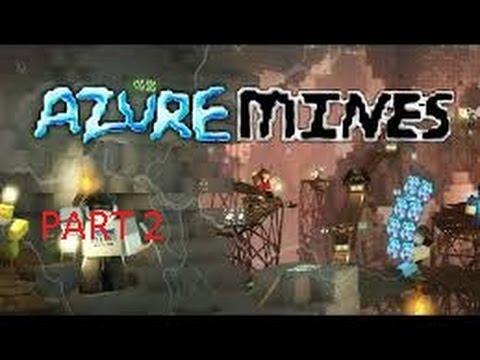 Mining Sendirian -_-  Azure Mines Indonesia Part 2