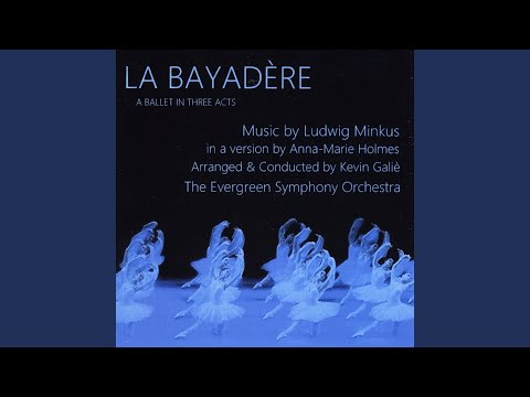 "La Bayadere, Act II: 27. ""Variation - Manu And Two Girls"""