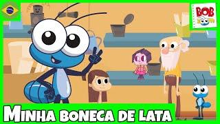 Bob Zoom - Boneca de Lata
