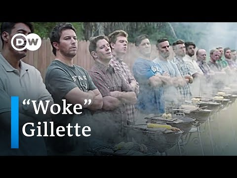 Gillette #MeToo ad: Does being 'woke' pay off? | DW News