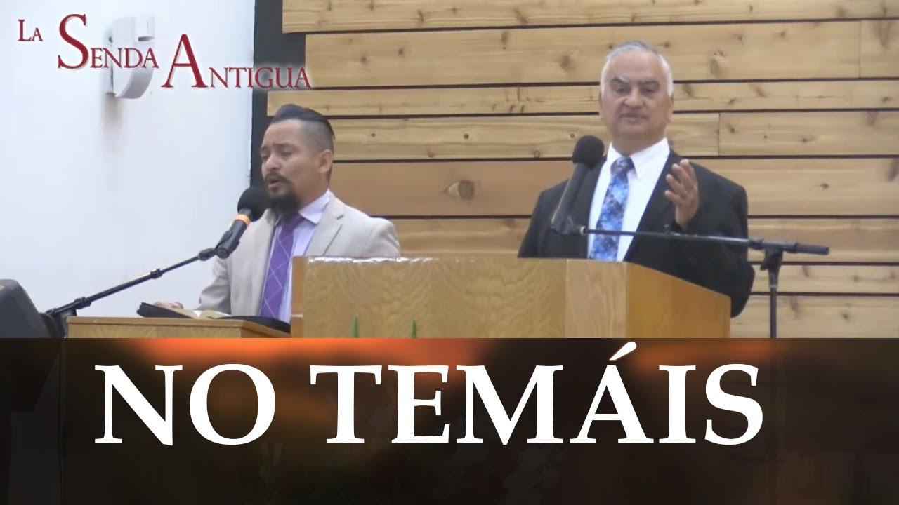 No Temaís / Don't be Afraid - Bernardo Rodriguez