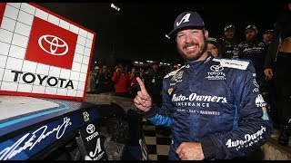 Backseat Drivers: Truex Battles Logano, Shr On The Rise And Early Superlatives