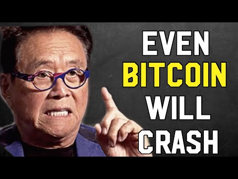 """EVERYTHING Is Going To Crash In 2021"" - Robert Kiyosaki Talks Markets, Bitcoin, Gold And Silver"