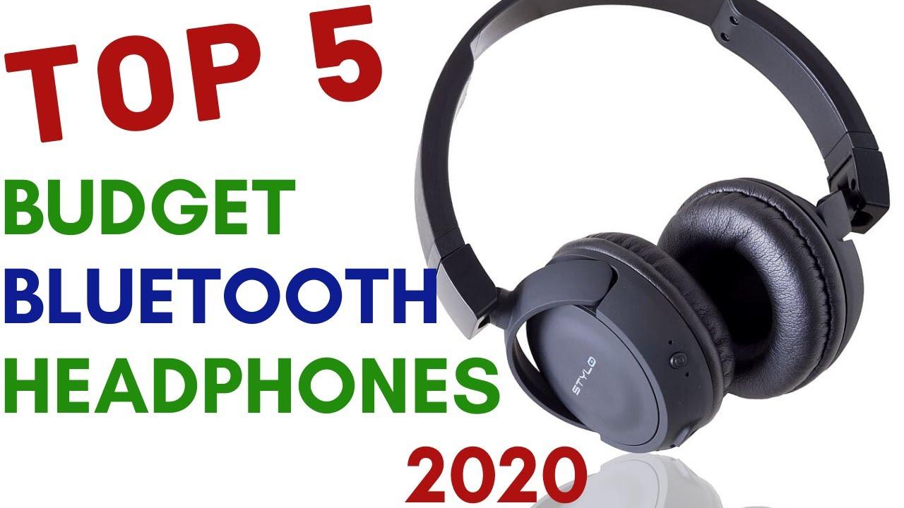 Best Budget Bluetooth Headphones 2020 Top 5 To Buy Under 50 Youtube