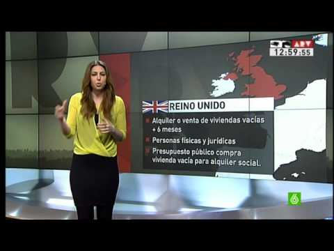 En Europa no se permiten viviendas vacias
