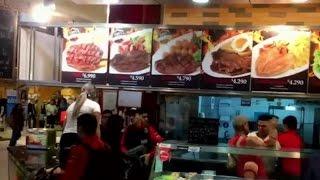 Familia atacó a trabajadores de local de comida rápida - CHV Noticias