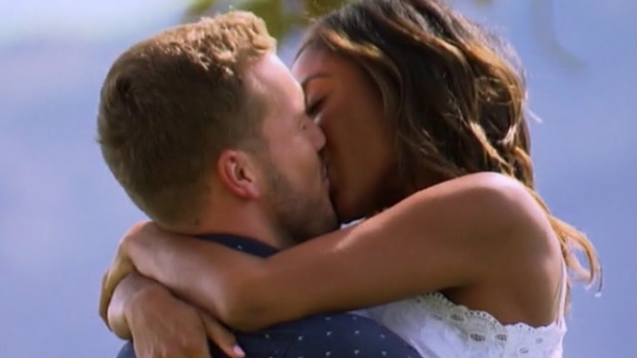Kisses On The Bachelor That Made Us Squirm