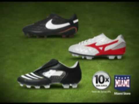 6d0a05875 Comercial Artigos esportivos - YouTube