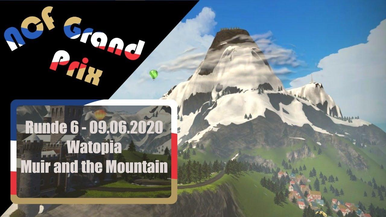 NCF Grand Prix - Runde 6