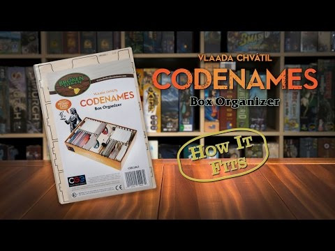 How It Fits: Codenames Organizer