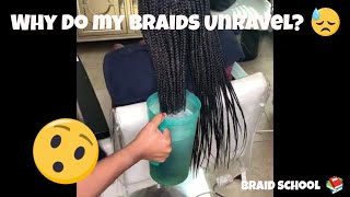 How To Seal Those Ends| Braid School Ep. 06