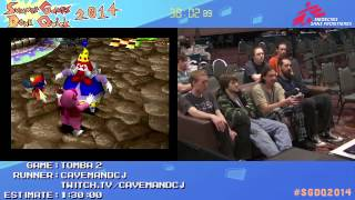 Summer Games Done Quick 2014 - Part 83 - Tomba 2