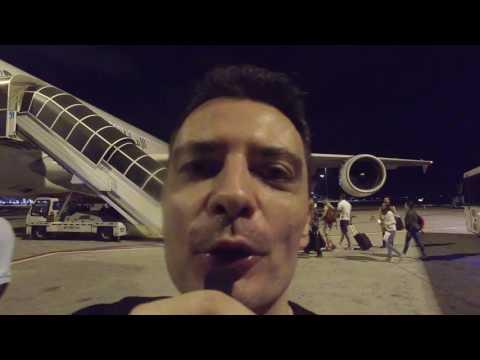 Mon verre de trop filmé au bar de l'A380 Emirates