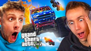 MONSTER TRUCK MADNESS in GTA 5