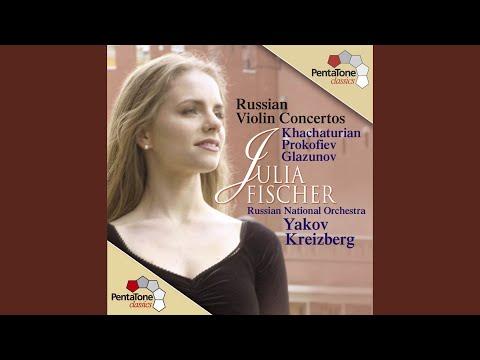 Violin Concerto No. 1 in D Major, Op. 19: I. Andantino - Andante assai