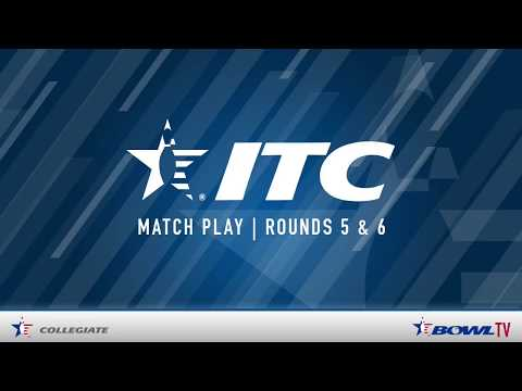 2018 Intercollegiate Team Championships - Match Play (Round 5 and 6)