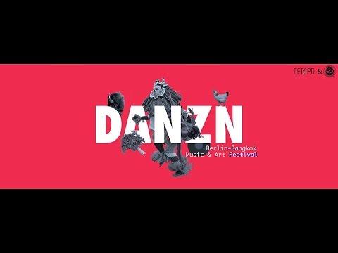 Dennis Frost Danzn Festival @ Live Rca Bangkok 25.07.15