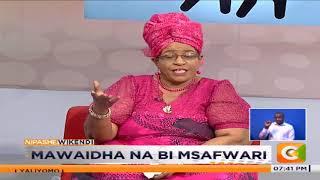 Bi Msafwari | Mwanamke anyang'anywa mume na dadake #BiMsafwari