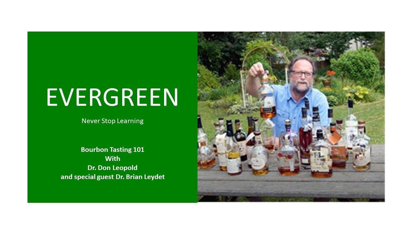Image for ESF PRESENTS:  Bourbon Tasting 101 webinar