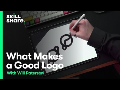 What Makes a Good Logo? Will Paterson Answers
