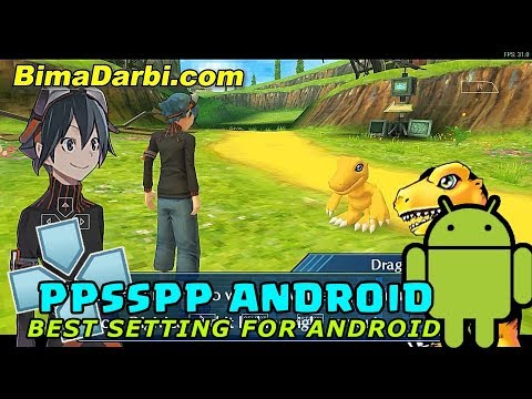 PSP Android) Digimon World Re:Digitize [English Patched