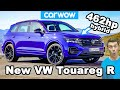 The new vw touareg r is the most powerful volkswagen ever mp3