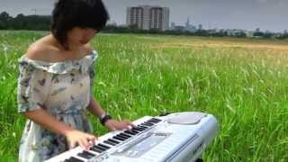 Daylight - Maroon 5   Instrumental & Piano Cover   Bội Ngọc Piano