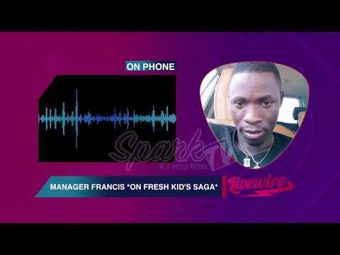 Live Wire: Fresh Daddy threatens to take away his kid from Manager Francis