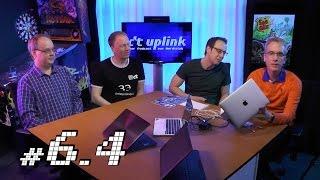 c't uplink 6.4; WhatsApp-Hacks, Notebook-Test, BIOS- und UEFI-Angriffe