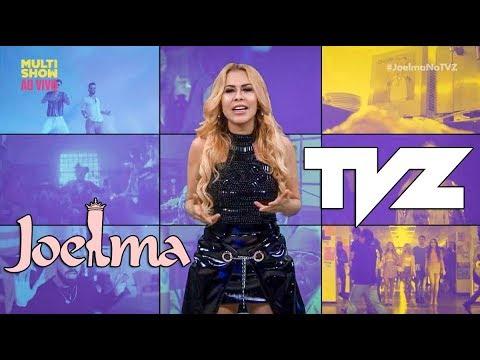 Joelma no TVZ ao vivo COMPLETO 17042019