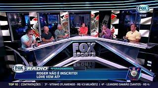 Fox Sports Rádio | Corinthians: Roger e Romero fora do Paulista, Esquema mudará? Love vem? | 19/01