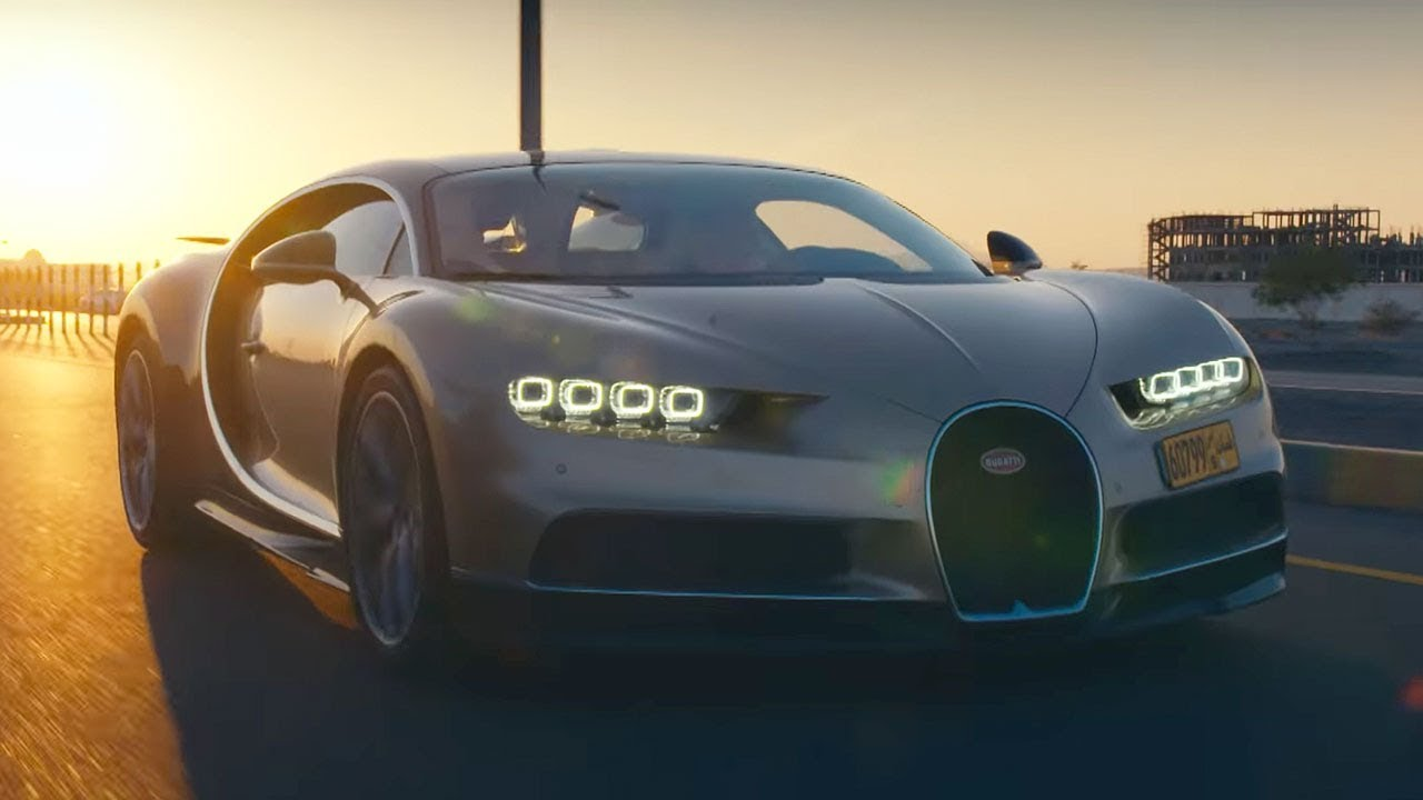 Bugatti Chiron Vs Ducati 1299 Superleggera Top Gear Series 24
