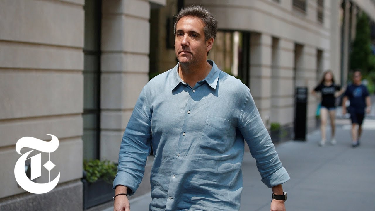 what-cohen-s-tape-could-reveal-about-trump-nyt-news