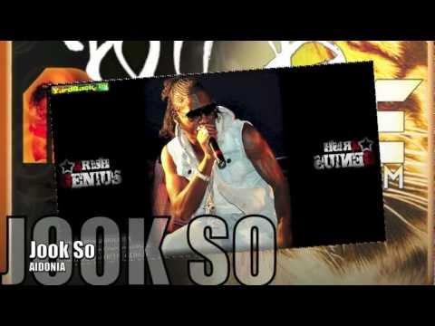 Aidonia - Jook So (Raw) [Wild Bubble Riddim] Aug 2012