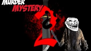 WHO IS THE ???? - Murder Mistery 2 Roblox c/Blue