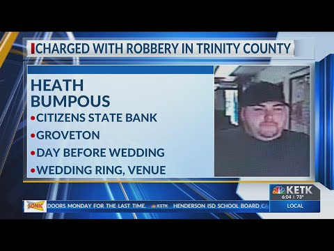 Dr Darrius - Groom Robs Bank To Pay Wedding Expenses Day Before Wedding