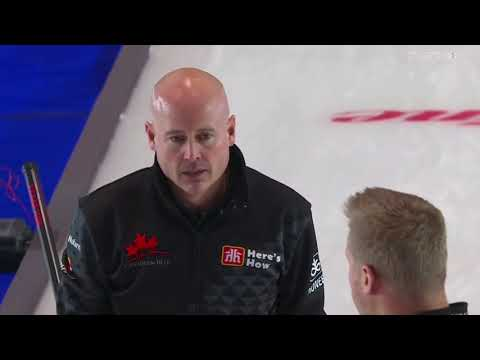 2019 Home Hardware Canada Cup - Kevin Koe Triple For 4 Vs. Jacobs