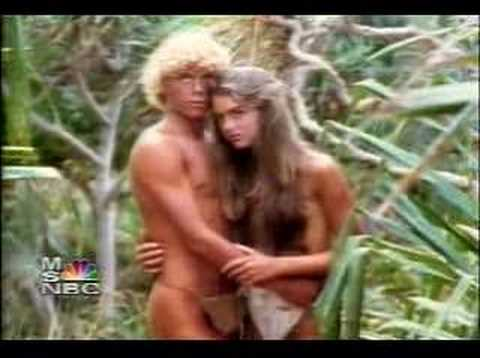 Blue lagoon movie naked scene opinion you