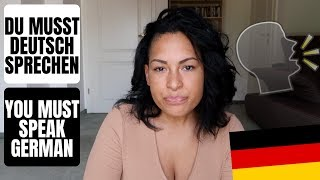 DO GERMANS EXPECT YOU TO SPEAK GERMAN?